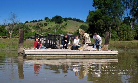 earthday2 mcinnis dock
