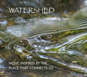 Watershed Music CD jacket cover